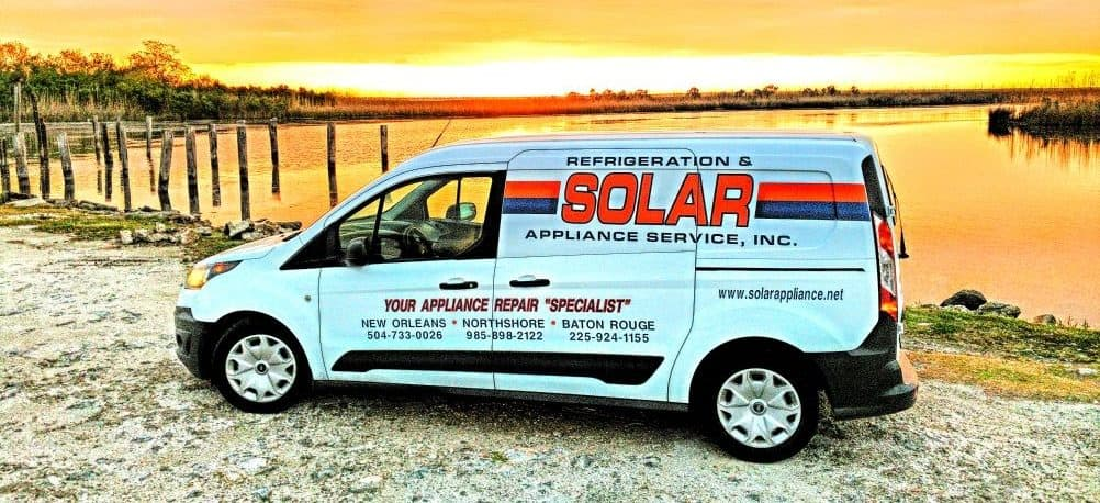Washer Repair New Orleans | Solar Appliance Service