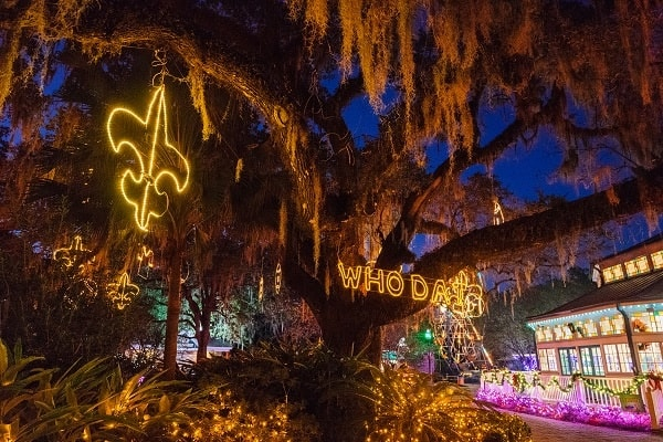 christmas light displays in new orleans
