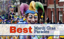 best mardi gras parades