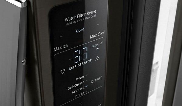 whirlpool french door refrigerator not making ice