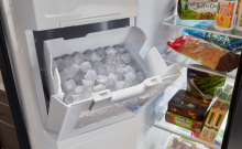 whirlpool refrigerator ice maker not making ice