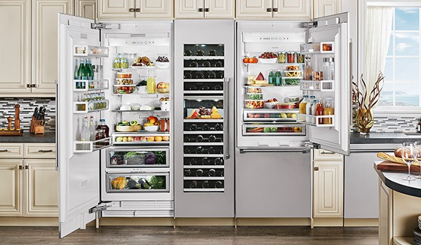who makes the best high end refrigerator