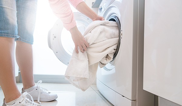 how to prevent dryer static