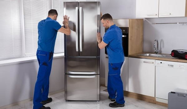 how to move appliances without damaging floors