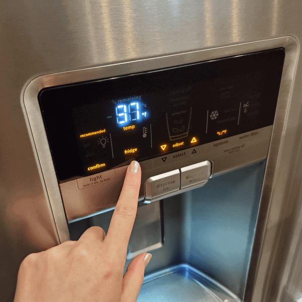 maytag refrigerator water filter problems