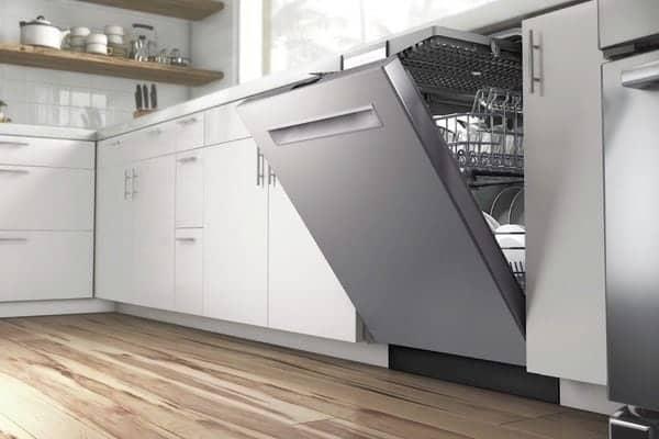 dishwasher not starting