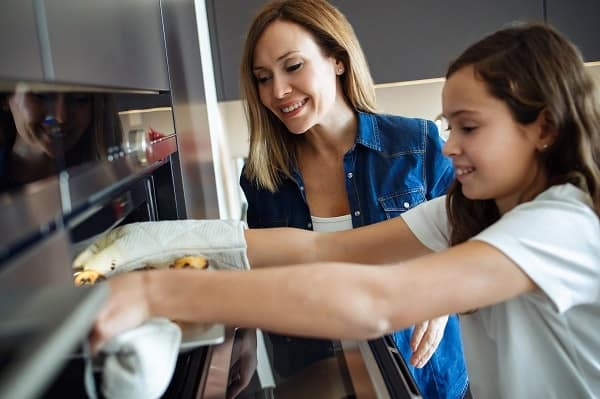 convection oven for baking